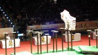 2011年11月6日小巨蛋戲獅甲總決賽第一名