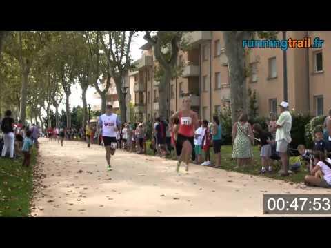 Arrivee 10km - Boulevards de Colomiers 2014