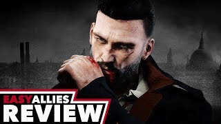 Vampyr - Easy Allies Review (Video Game Video Review)