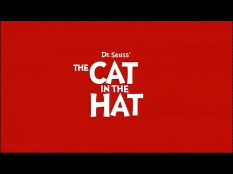 The Cat in the Hat (2003) theatrical trailer