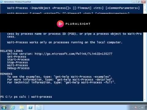 PowerShell cmdlets for Windows Server 2008 tasks