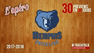 Preview 2017/18 : les Memphis Grizzlies