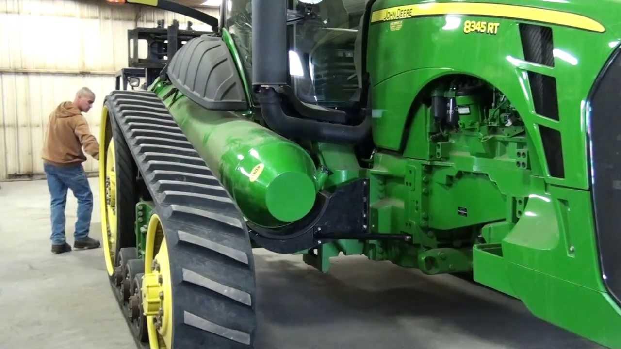 Bazooka Liquid Fertilizer Tank Installation Hd Youtube