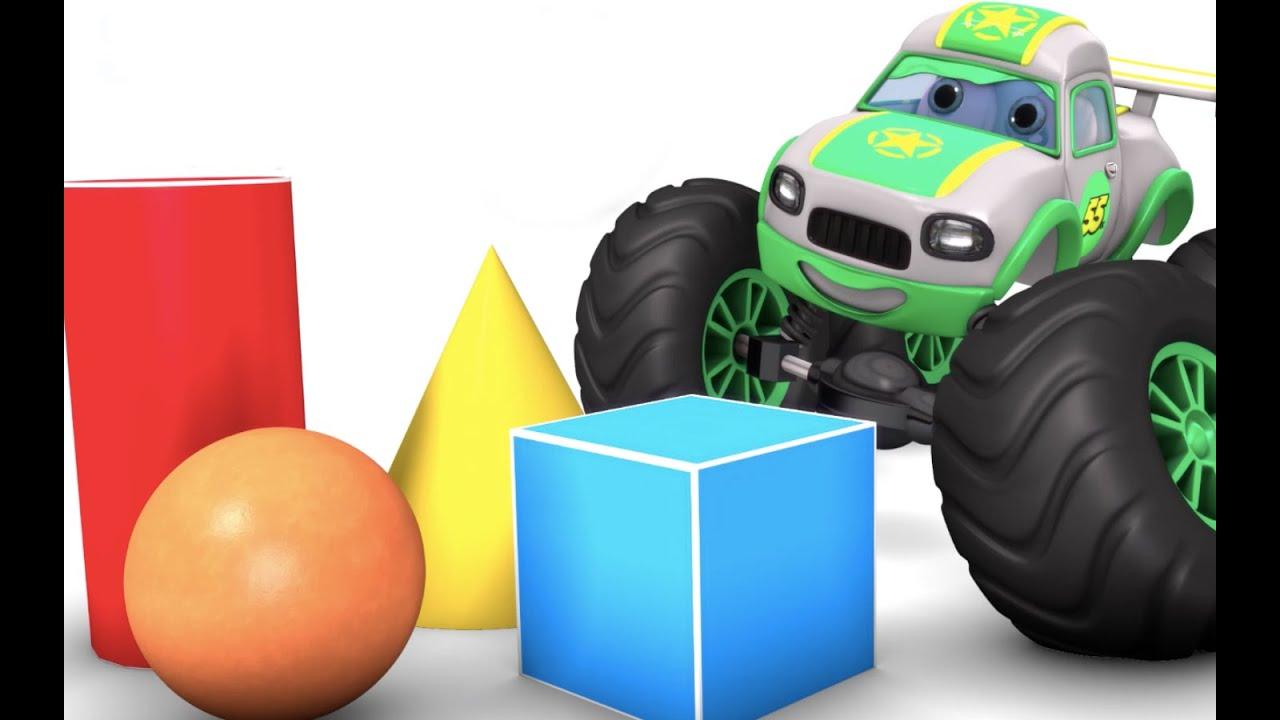 Surprise Eggs Monster Trucks Toys For Kids Surprise