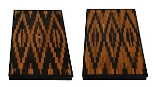 Doube Sided End Grain Cutting Board