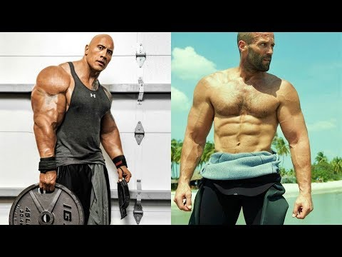 dwayne-johnson-vs-jason-statham-|-training/workout-2018