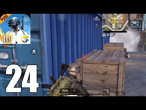 PUBG Mobile ( IOS / Adroi ) Gameplay #24 - SOLO VS SQUAD