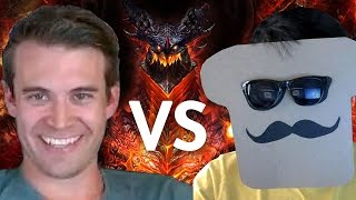 (Hearthstone) Kibler VS Disguised Toast: Best of 3