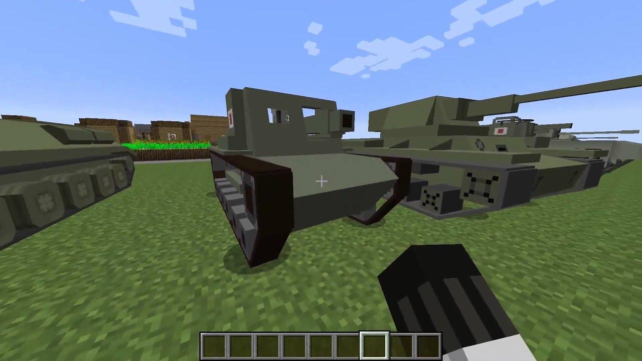 minecraft ww2 download