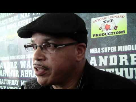 Boxing Trainer Virgil Hunter: The Best Fighter Ever To Never Have  A Title
