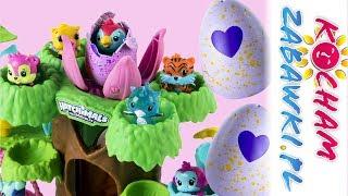 Hatchimals • Wylęgarnia Jajek • Domek na drzewie • Openbox