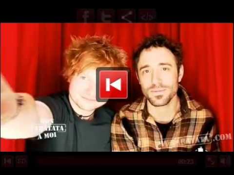 Ed Sheeran and Charlie Winston - MyTaratata