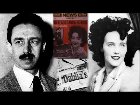 The True Story Behind the Black Dahlia