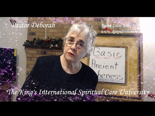 Basic Care Class, Ancient Likeness, April 21, 2020