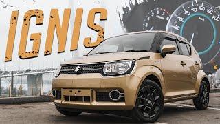 Suzuki Ignis Hybrid 🔥 Кроссовер до Миллиона рублей