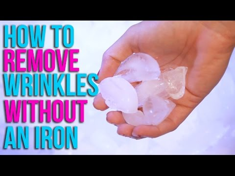 how-to-remove-wrinkles-without-an-iron