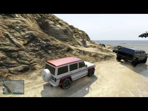 GTA V - Big Offroad Convoy (30/06/14)