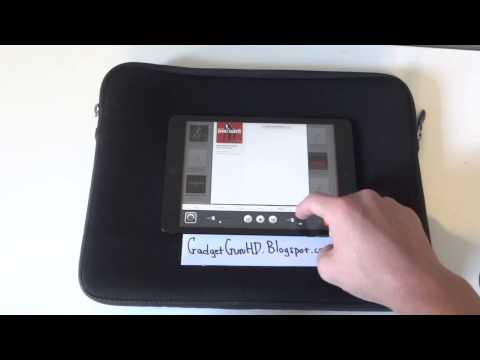 IPad Mini Tip #5: How To Listen To Music And Use An App