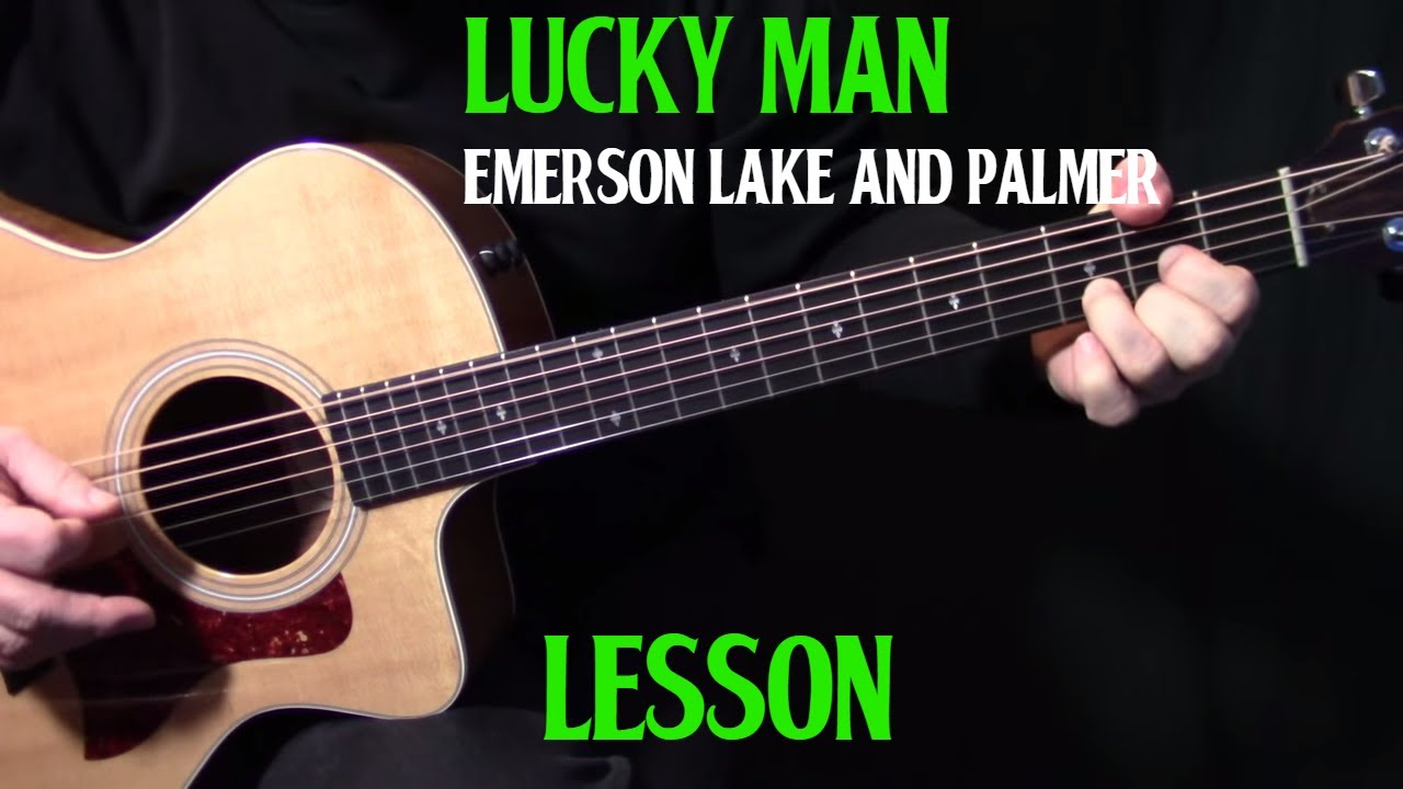 Lucky Man | acoustic