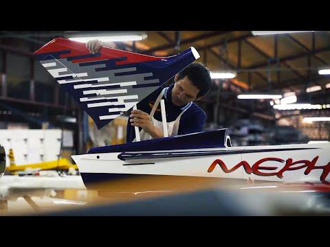Inside the CARF-Models Factory! | #3dbrosgothailand Pt. 2