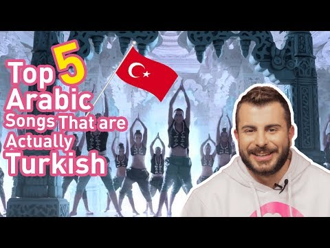 Top 5 Arabic Songs That Are Actually Turkish Mp3