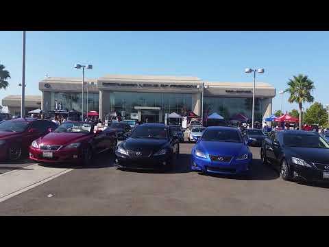 2014. Lexus meet Fremont Ca,