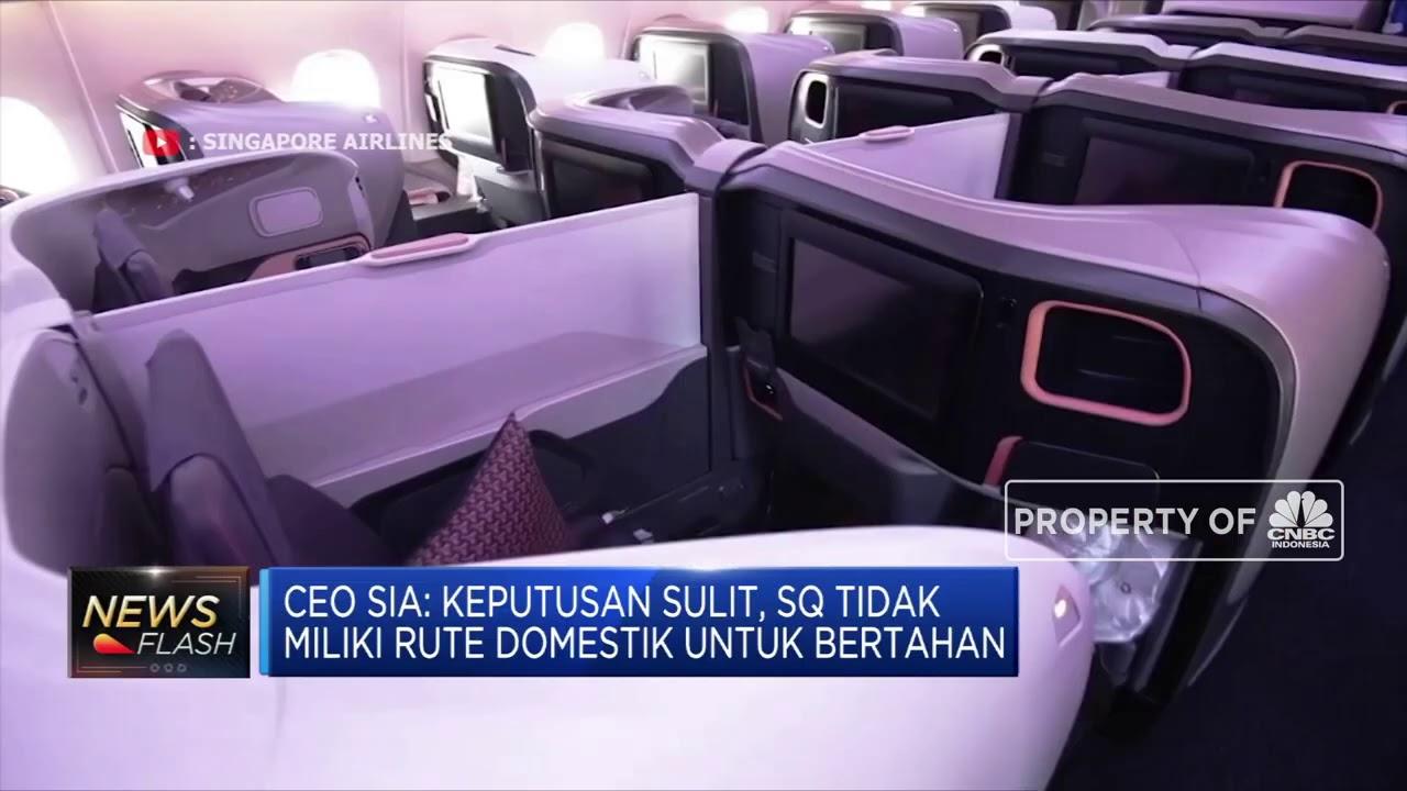 Duh, Singapore Airlines  PHK 4.300 Karyawan