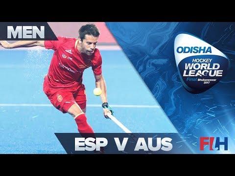 Spain v Australia - Odisha Men's Hockey World League Final - Bhubaneswar, India