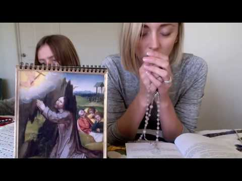 54-Day Rosary Novena   Sorrowful Mysteries   In Petition   LIVE