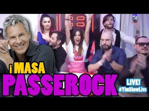 Claudio Baglioni (Passerotto non andare via...) - i Masa #TimShowLive