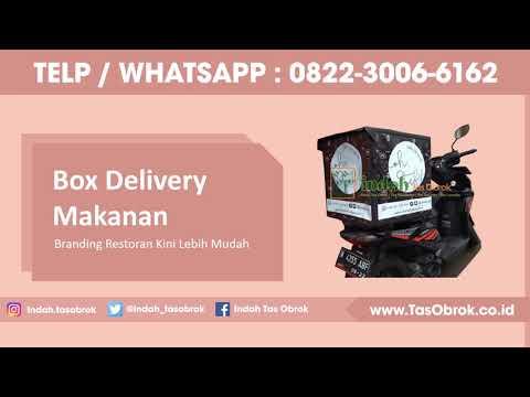 (0822-3006-6162) Jual Box Delivery Motor Jakarta