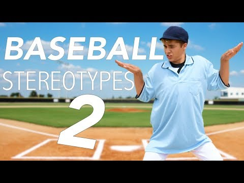 Baseball Stereotypes 2