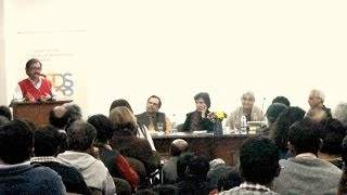 Subaltern Studies Panel Discussion on 30 Years of Ranajit Guha