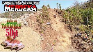 indonesian hill climb parade trail adventure