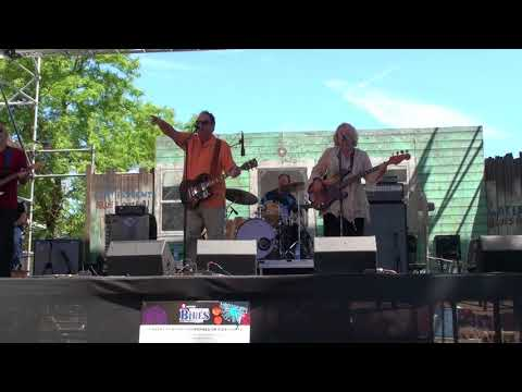 Randy Morrison Band - Waterfront Blues Festival, July 4, 2017