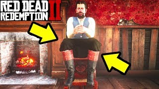 Secret Valentine Hotel Mystery SOLVED! Red Dead Redemption 2 Mystery & Easter Eggs!