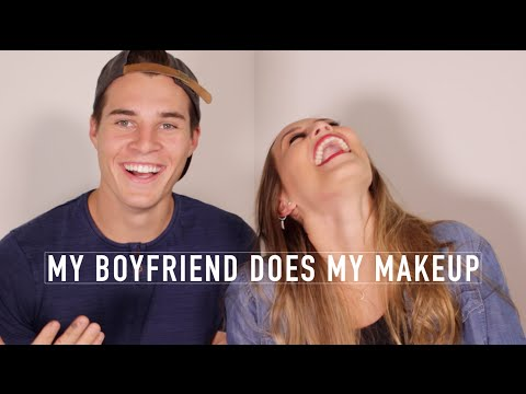 My Boyfriend Does My Makeup | Kristin Lauria thumbnail