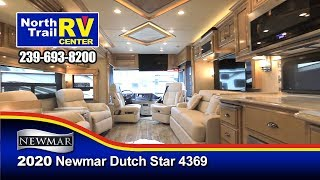 2020 Newmar Dutch Star 4369 Diesel Pusher Motorhome