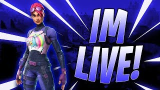 🔴Squad With subscribers / -Xbox Player - / Fortnite Battle Royale sub goal 1.7k!!! giveaway at 1.7