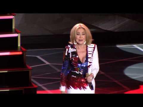 . Любовь Успенская - 65 лет. Концерт-Крокус-Москва-02.03.2019