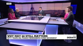 Why May 68 still matters: Fifty years on, France remembers iconic movement