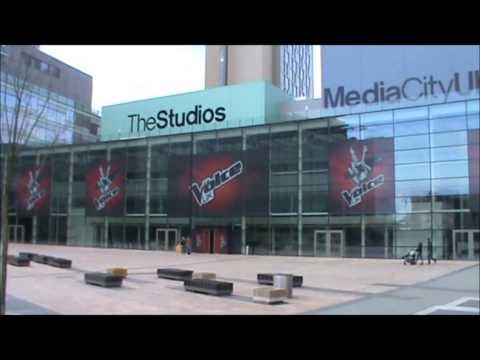 Media City UK Manchester