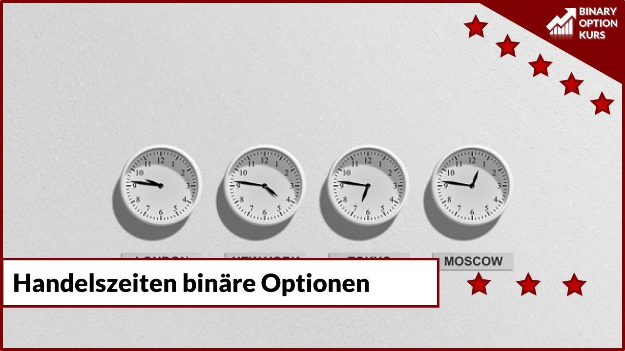 Erfahrungen Mit Binären Optionen