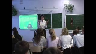 МБОУ СОШ №9, Чехов, Пыхтина Екатерина Юрьевна (Учитель года 2006-2007)