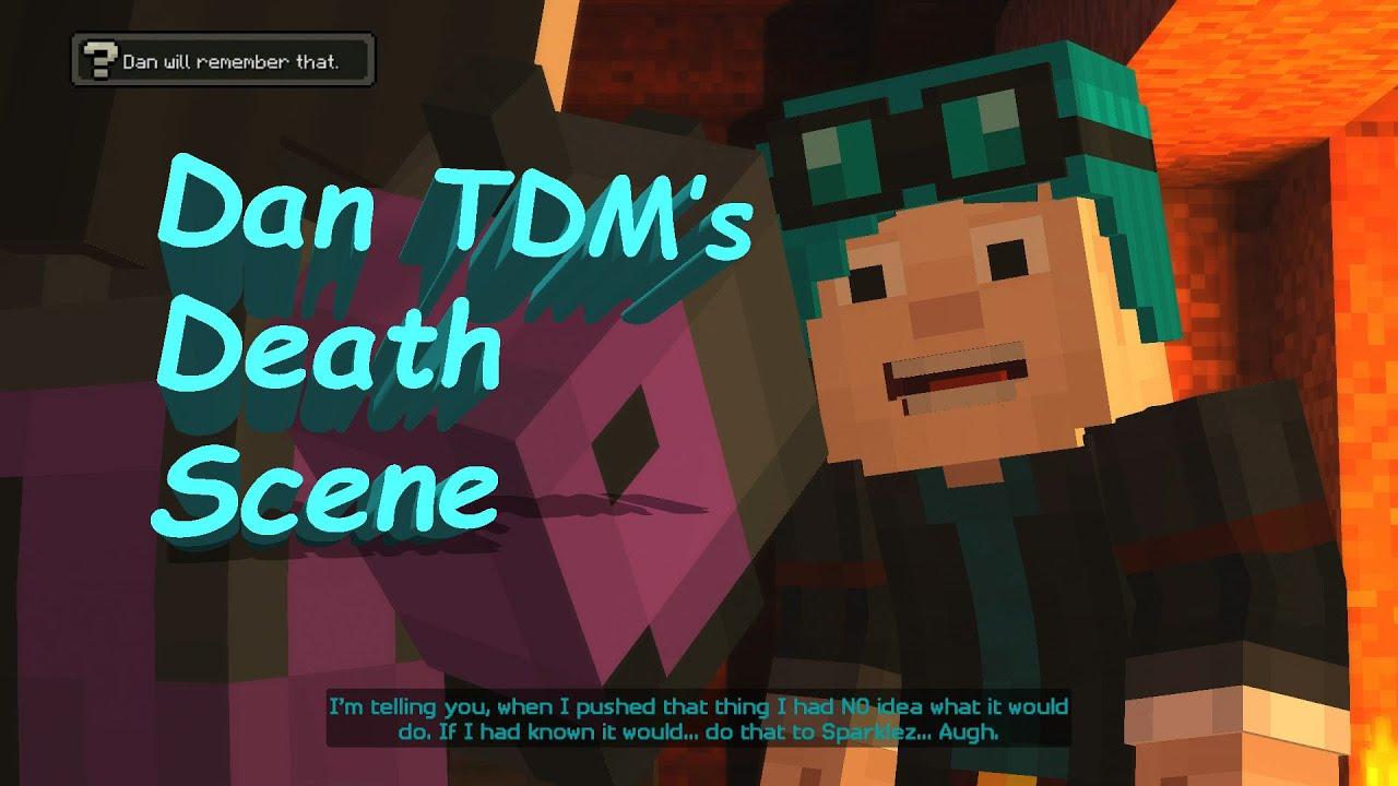 Minecraft Story Mode Episode 6 A Portal To Mystery Dan Tdm S