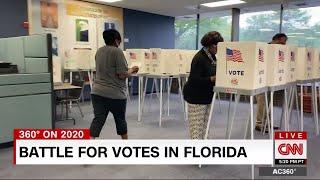 ¿Por qué es tan encarnizada la lucha política por el estado de Florida?