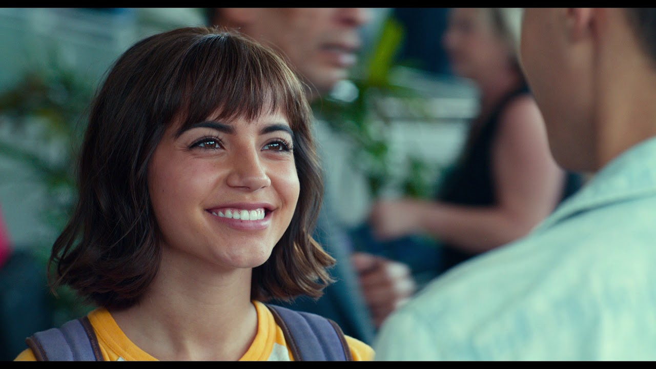 DORA AND THE LOST CITY OF GOLD - Trailer #1 (Isabela Moner