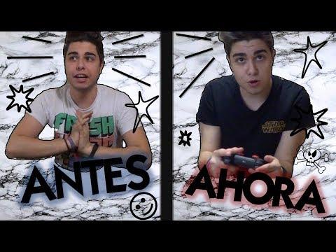 LA ADOLESCENCIA ANTES VS AHORA | Poweradri