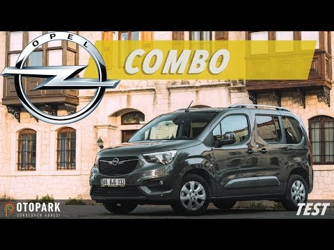 OPEL Combo 1.5 Dizel 8AT | TEST