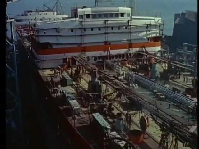 川崎重工業」東京シネマ 1958年製作 - YouTube